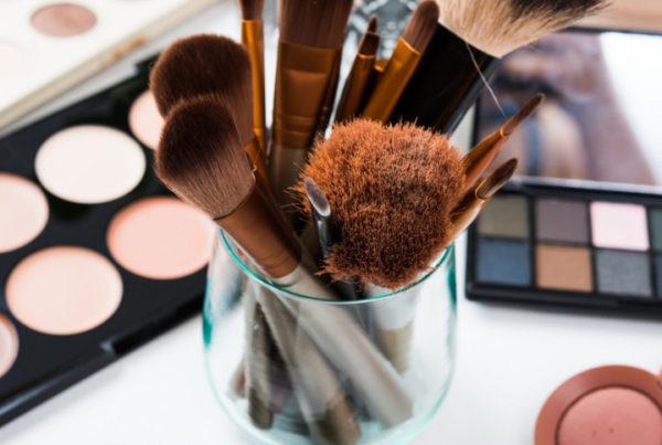 busy woman makeup kit