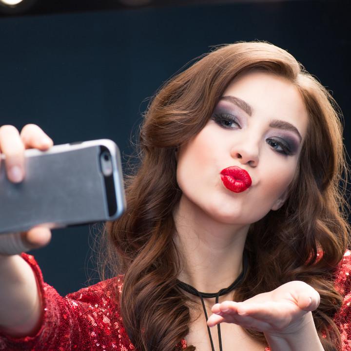 makeup artistry portfolio photo taking