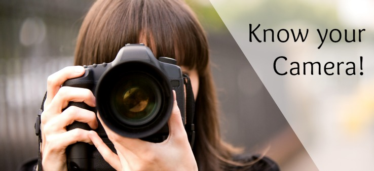 Know your camera- taking good photos in career in makeup artistry