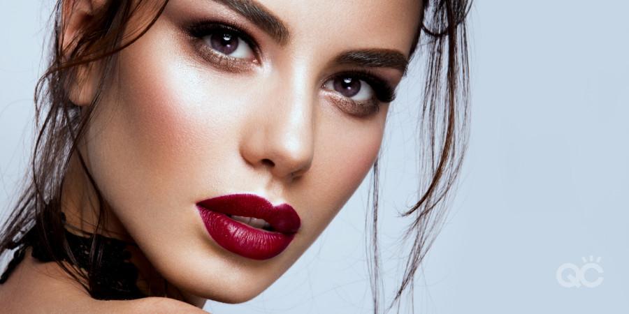 close up on makeup model photography makeup artistry
