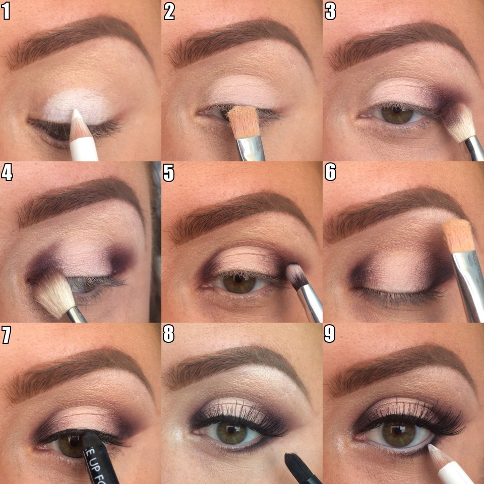 Learning Bridal Makeup with Makeup artist Brittany Hall: Step-by-step