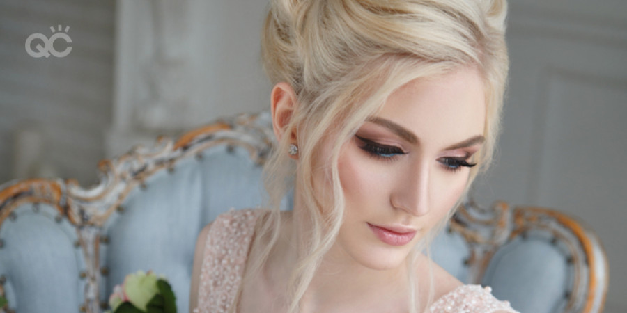 bridal makeup artistry for wedding photographer