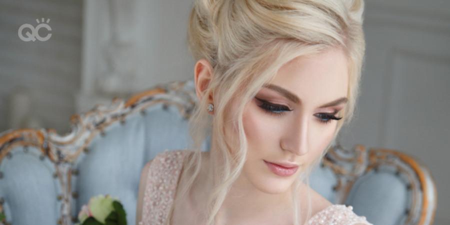 bridal makeup artistry for wedding photographer