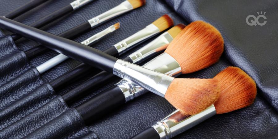 professional makeup kit brush roll