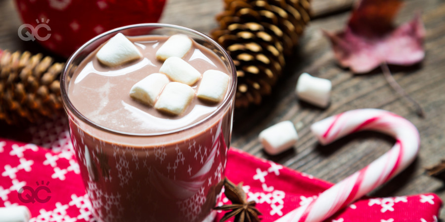 hot chocolate treat is an easy holiday gift