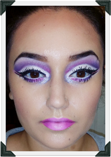 Holiday Glam Makeup Contest Winner - QC Makeup Academy