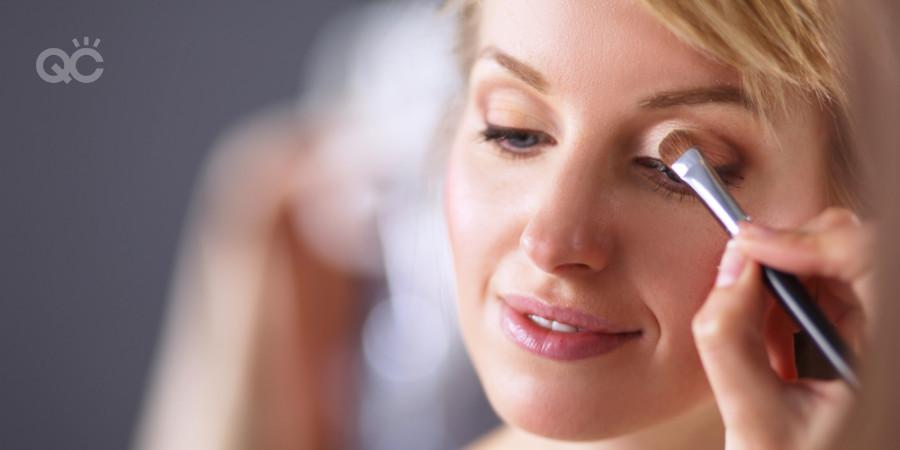 makeup artistry application