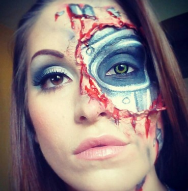 QC Makeup Academy Student Showcase Feature—Shannon Ruiz