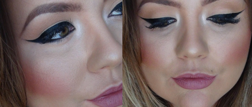Fifty Shades of Grey: Sultry Makeup Tutorial
