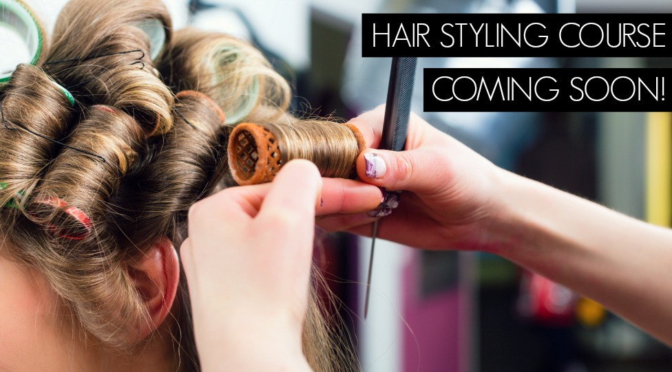 Hair Styling Classes For Makeup Artists Entrancing Hair Styling For Makeup Artists  Qc Makeup Academy