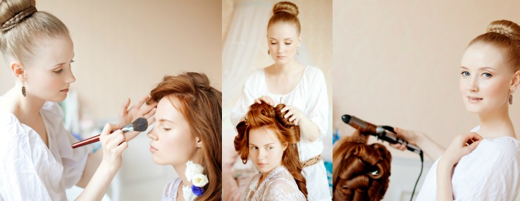 Hair Styling Classes For Makeup Artists Inspiration Hair Styling For Makeup Artists  Qc Makeup Academy