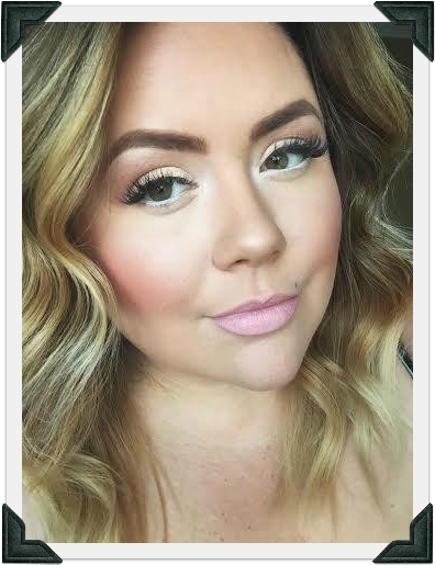 Brittany's Cinderella princess-inspired makeup look