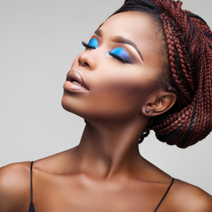 How To Color Match Foundation For Deep Skin Tones Qc