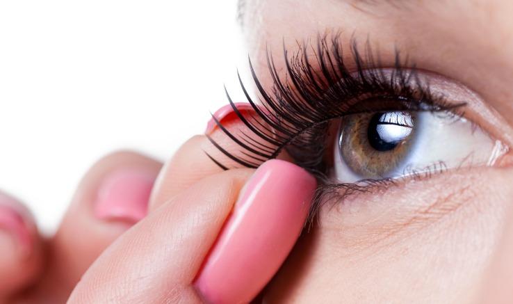 Measuring Eyelashes