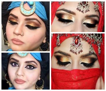 Farah Khalid Farooqui Student Showcase Collage