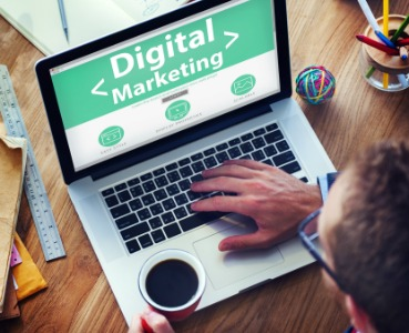 Digital strategy for small business marketing