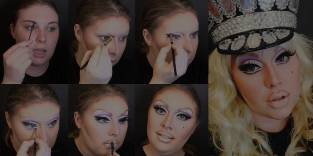A Drag Makeup Tutorial