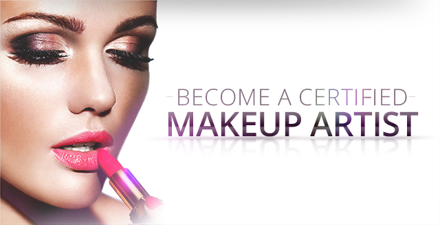 Become a Certified Makeup Artist