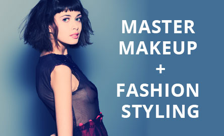 Makeup Artistry plus Fashion Styling Course