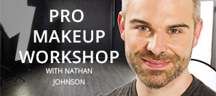 QQC Pro Makeup Workshop with Professional Makeup Artist Nathan Johnson