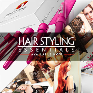 Hair Styling Essentials course now available