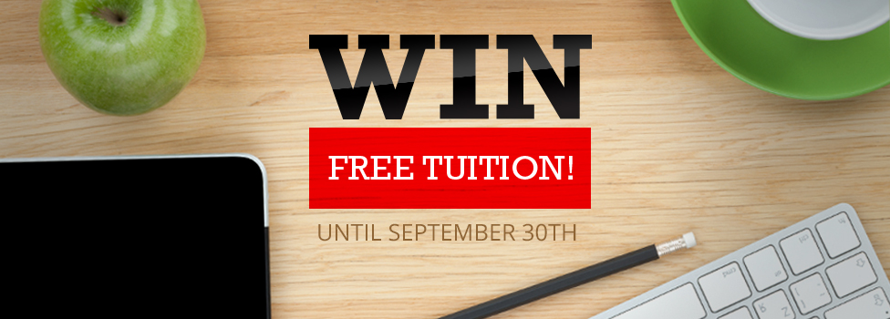 Win Free Tuition with QC Makeup Academy