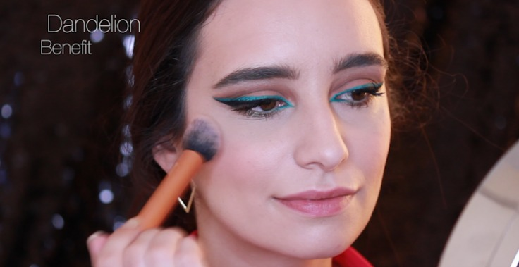 Learning Makeup with Makeup Artist Melissa Hanes- Step 8