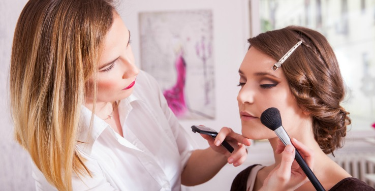 Makeup Blog Makeup Artist Certification Become an Assistant to a professional makeup artist