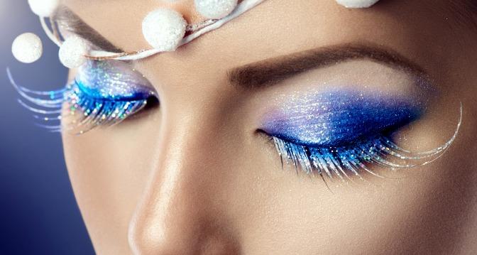 Pro Makeup Workshop Course Sample: Glitter