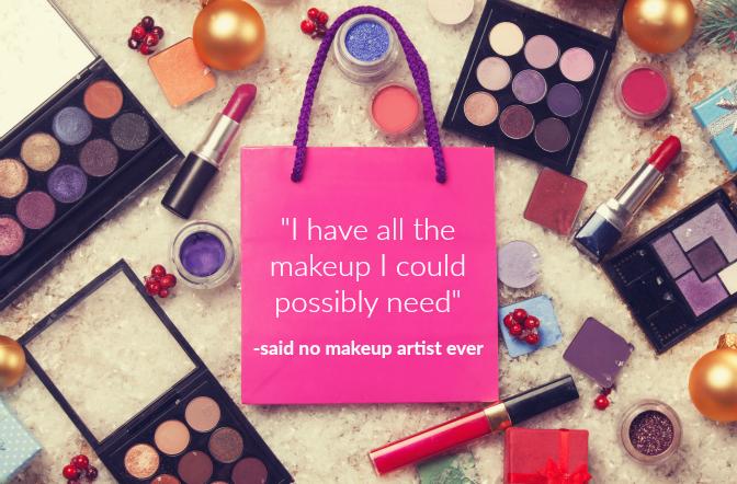 Makeup artist quote