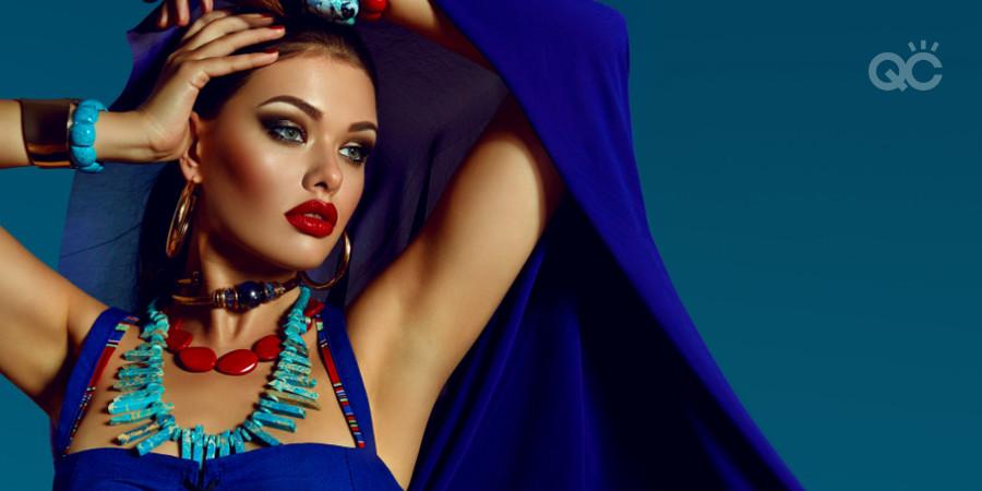 editorial model photoshoot makeup portfolio