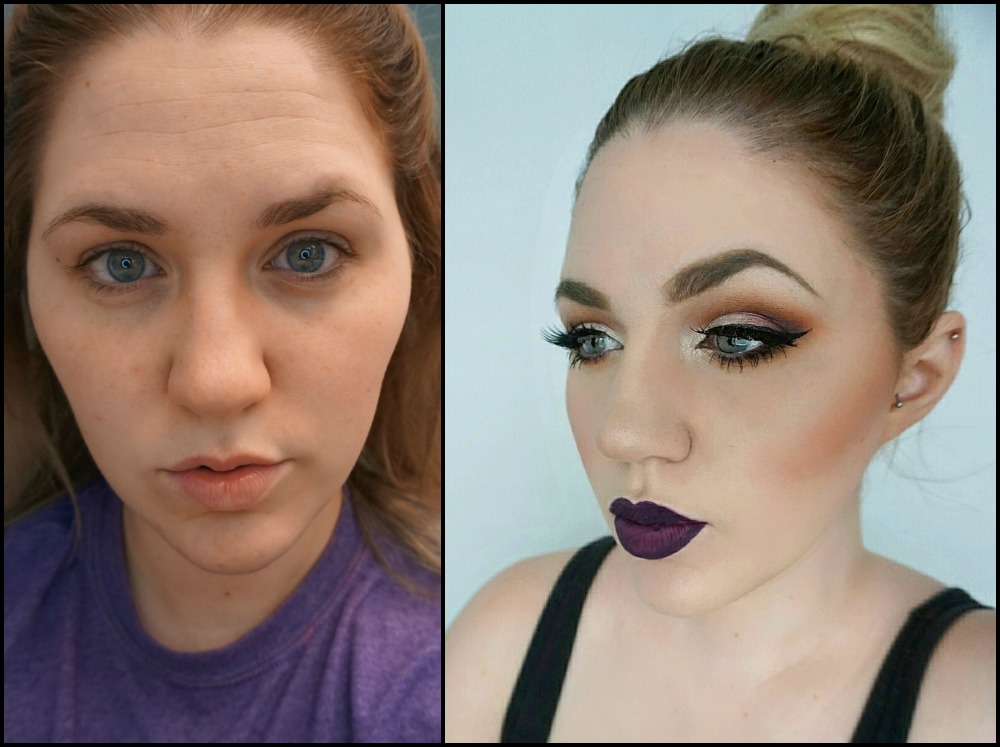 Courtney Easterly Makeup Contest Finalist