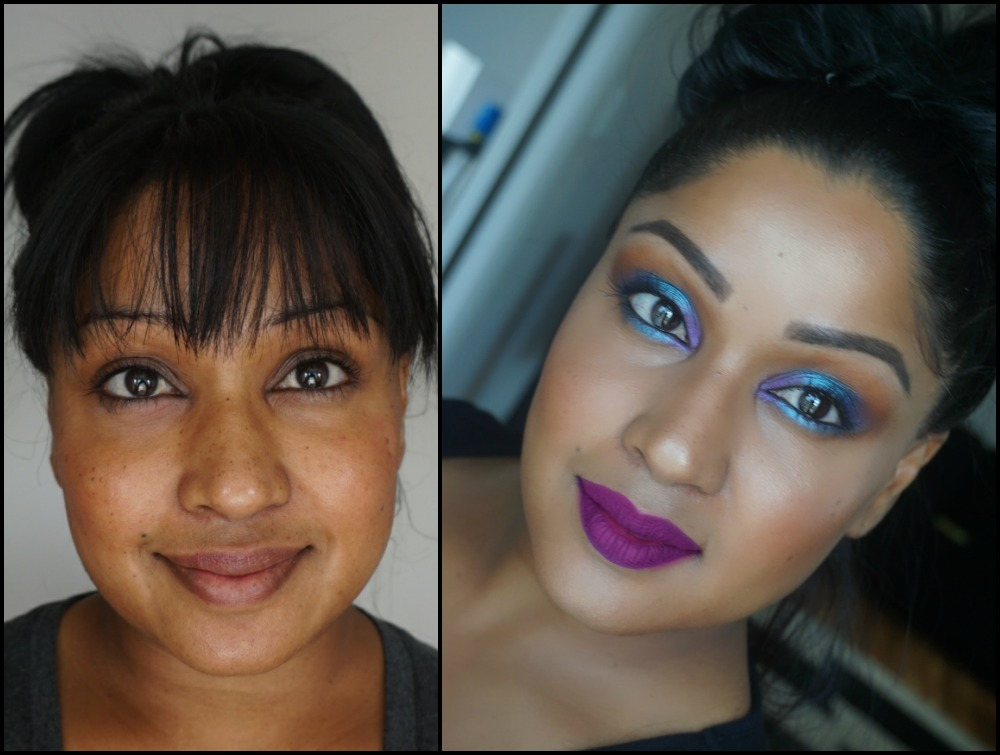 Suzanne Andrew Makeup Contest Finalist