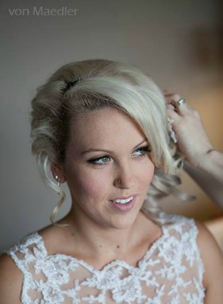 Bridal makeup by Candy Stayte