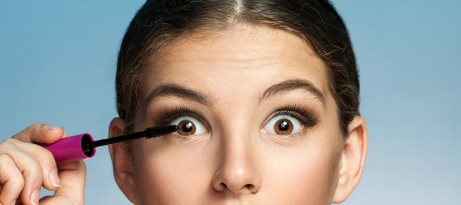 Which of these companies created the first modern mascara?