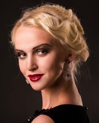 Makeup artistry portfolio photo