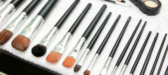 If you use your own personal makeup brushes every day, how often do you need to wash them?
