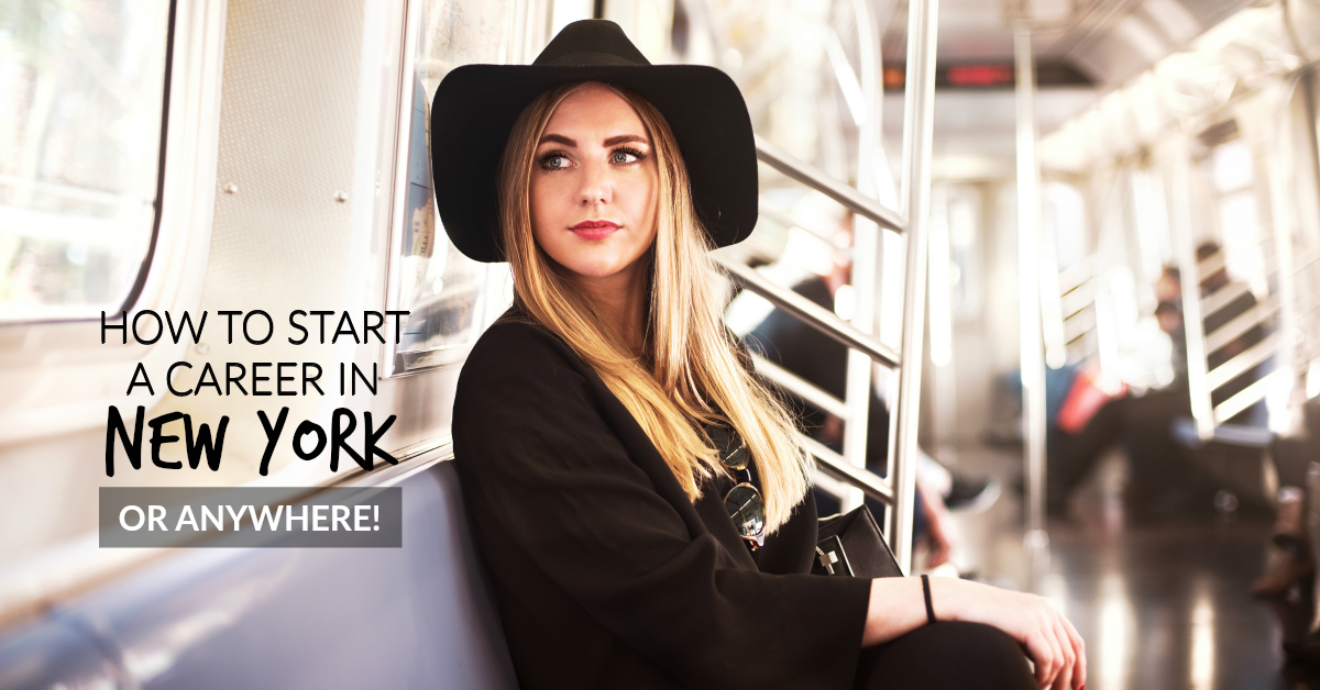 Start a Makeup Career in New York