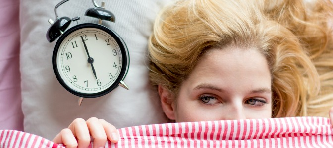 Yikes! You've overslept and you're running late - what's the one beauty detail you need to make time for?