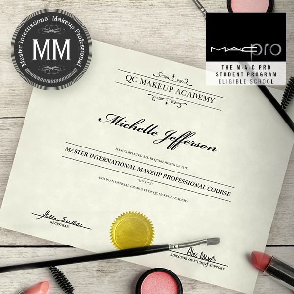 Become A Makeup Artist M.A.C Makeup Discount and Certification