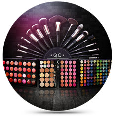 QC Professional makeup artist makeup starter kit