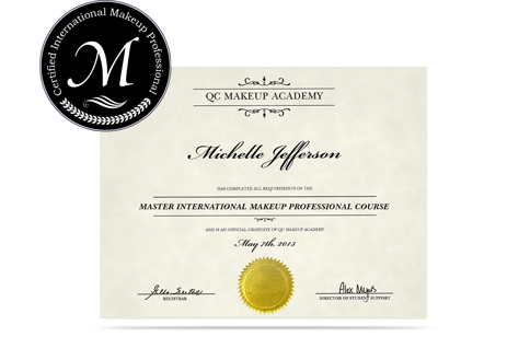 CIMP: Professional Makeup Artist Certification