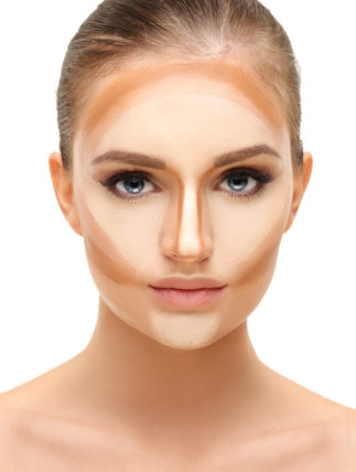 baking face makeup and baking your foundation
