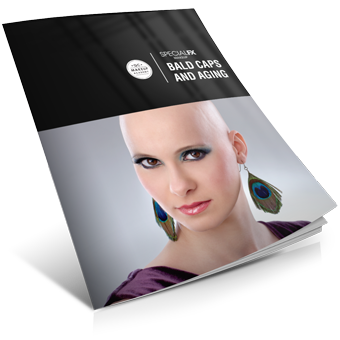 Bald Caps and Aging Special Effects Makeup Course Book