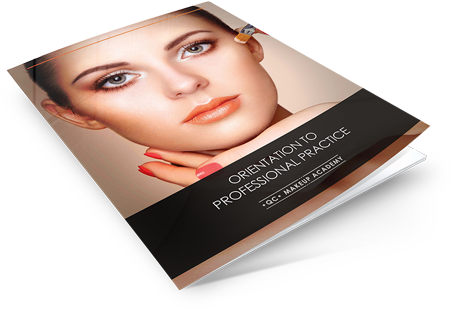 Orientation to Professional Makeup Practice Course Book