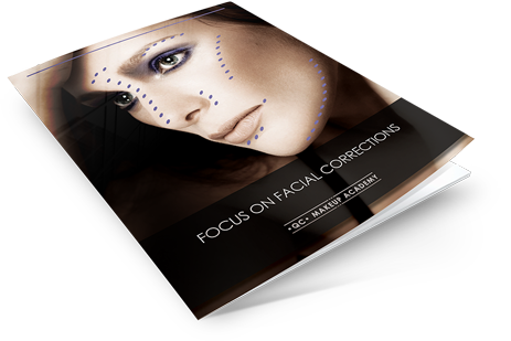 Focus on Facial Corrections with Makeup course book