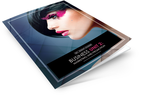 Marketing and Promotion for your Career in Makeup Artistry Course Book