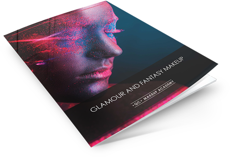 Glamour and Fantasy Makeup course book