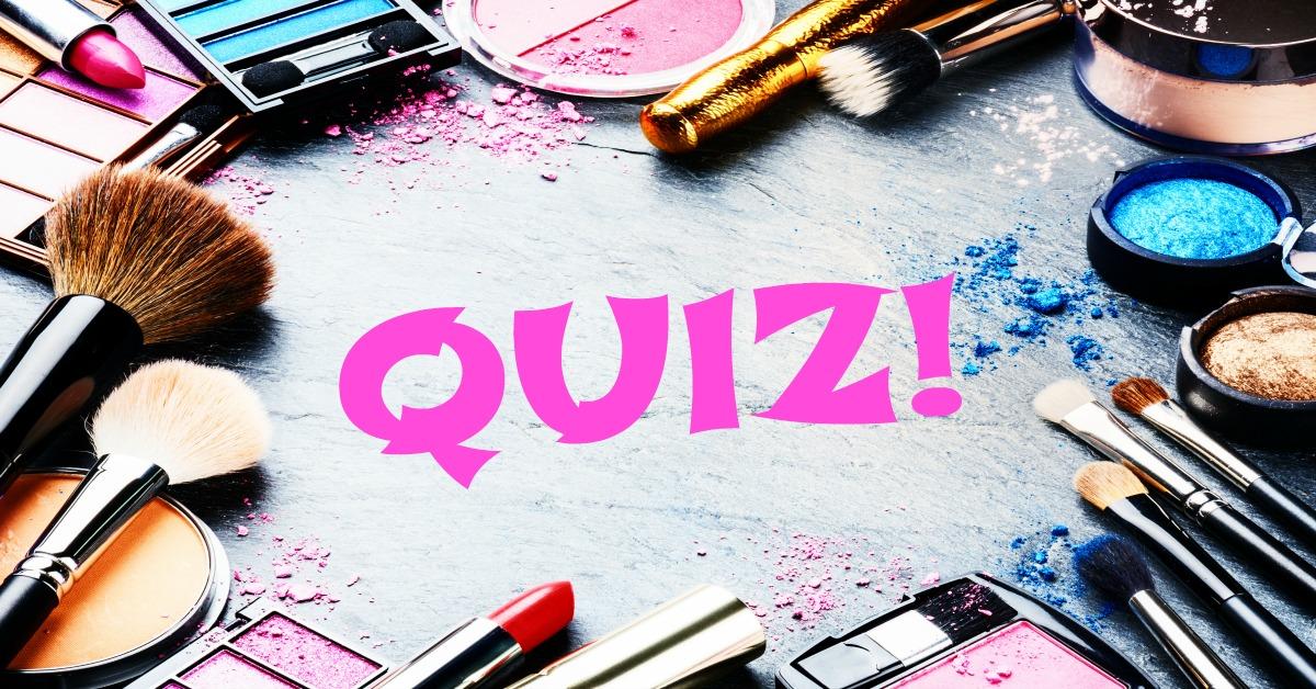 quiz makeup
