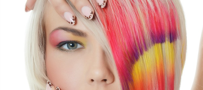 Hair Stenciling: Hot or Not?
